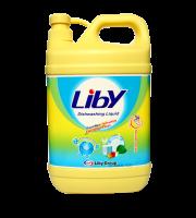 Cредство для мытья посуды. Liby